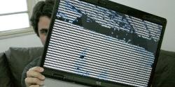 vj pixel, um dos pioneiros da cena vjing no Brasil