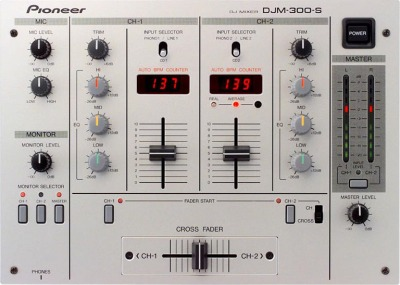 mixer djm 300